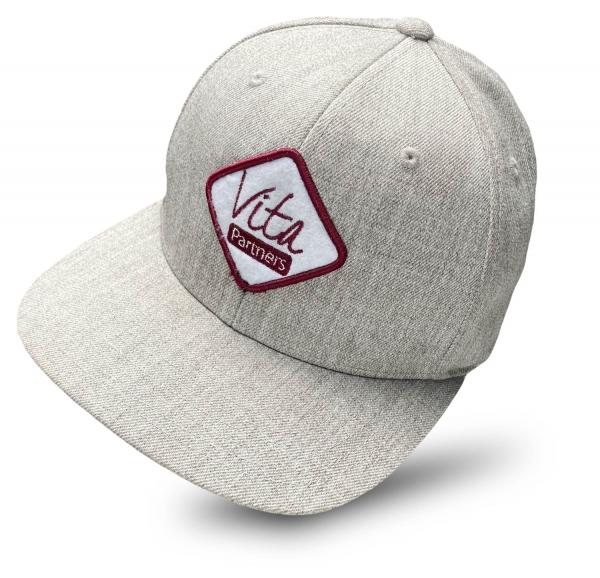 Vitapartners Baseball Cap mit Logo