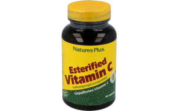Esterified Vitamin C 675mg(gepuffertes Vitamin C) 90 Kapseln