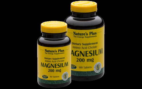 Magnesium 200 mg 90Kapseln