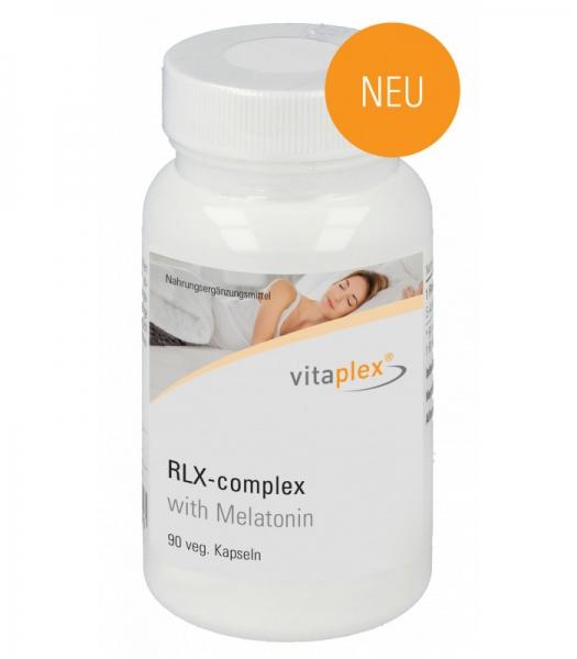 RLX-complex mit Melatonin