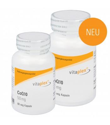 CoQ10 50 mg 60 veg. Kapseln