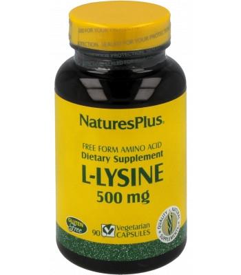 L-Lysine 500 mg 90 Kapseln